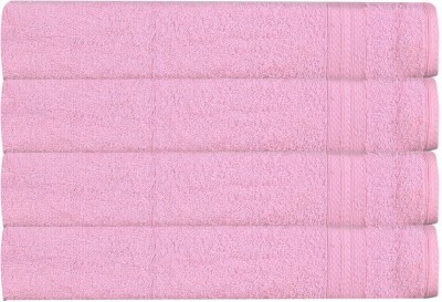 RR Textile House Pink Set of 4 Napkins
