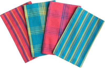 Lushomes Multicolor Set of 4 Napkins
