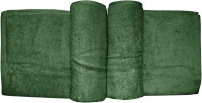 Bombay Dyeing Green Set of 2 Napkins