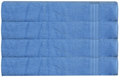 RR Textile House Blue Set of 4 Napkins