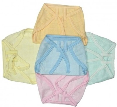 Tiny Care U Shaped Muslin Tying Nappies