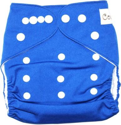 Coddle Pocket Cloth Diaper plus a Microfiber Insert- Royal Blue
