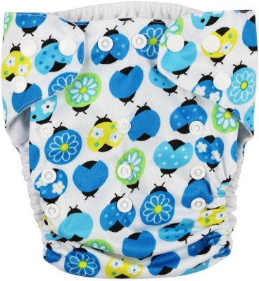 Ollington St. Collection Baby Reusable Diaper With One Insert