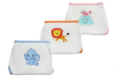 Soft Care Square nappy with string tie up