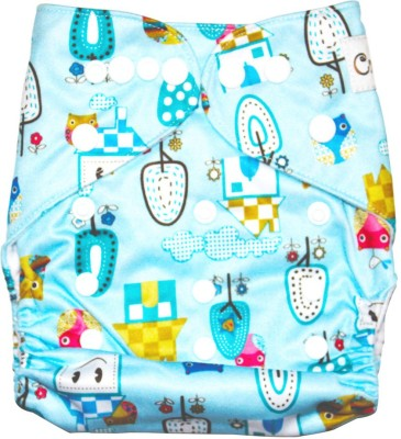 Coddle Pocket Cloth Diaper Plus A Microfiber Insert