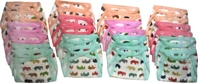 CHINMAY KIDS REUSABLE SOFT POLYSTER COTTON PRINTED