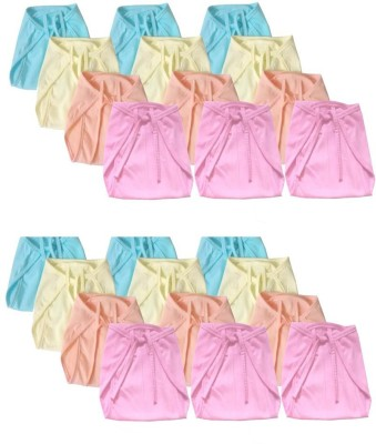 CHHOTE JANAB Baby Reuseable Cotton Nappies(24 pcs)