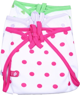 Bio Kid Fancy Tie Padded Nappies
