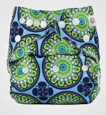 Bumberry Pocket Style Cloth Diaper, One Microfiber Insert