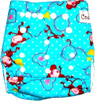 Coddle Pocket Cloth Diaper Plus A Microfiber Insert