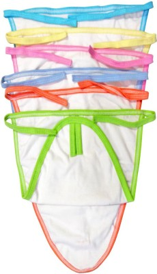 CHINMAY KIDS WHITE PLANE NAPPIES
