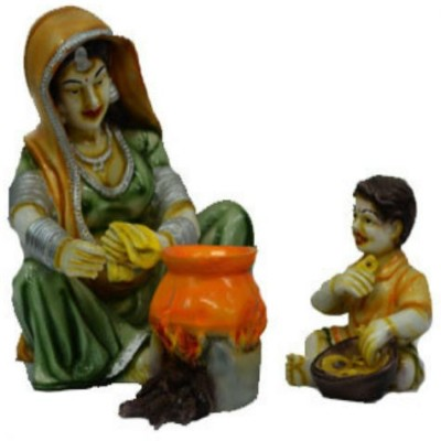 Gifts & Arts Gifts & Arts Mother and Son idols Separate Pieces(Number of Pieces 3)