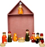 Livecrafts Christmas Nativity Set Separa...