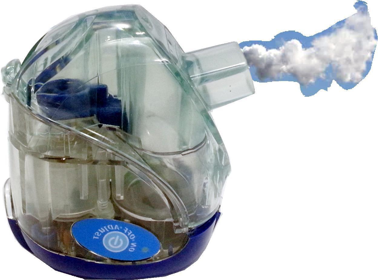 Smart Care Ultrasonic MIni Nebulizer(White)