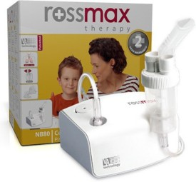 Rossmax NB80 with Car Kit Inside Nebulizer