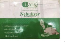 Lars Medicare NM 812 Nebulizer(White)