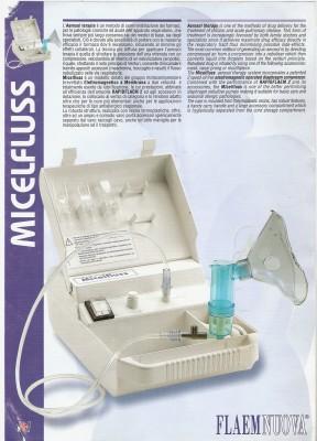 Flaemnuova Micelfluss Linea Comfor F400 Nebulizer