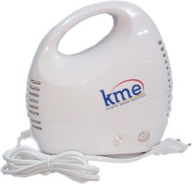 HealthTrack kme Breathe well Nebulizer(White)