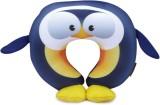 Travel Blue Penguin Fun Neck Pillow (Blu...