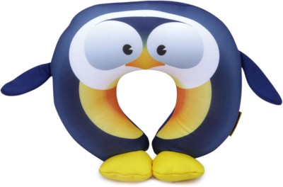 Travel Blue Penguin Fun Neck Pillow
