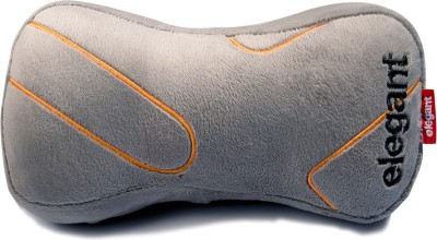 Elegant Memory Foam Neck support Grey Neck Pillow