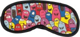 The Crazy Me Fun monsters Travel Mask Ey...