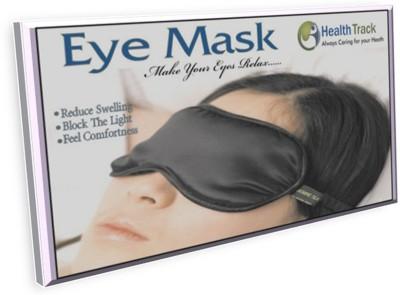 HealthTrack Travel sleeping eye msk Eye Shade(Black)
