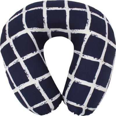 Magasin U-Shaped Memory Foam-Box Pattern Neck Pillow