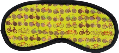 The Crazy Me Vintage Cycle Travel Mask Eye Shade