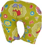 Muren Up Bear - Mehendi Neck Pillow (Lig...