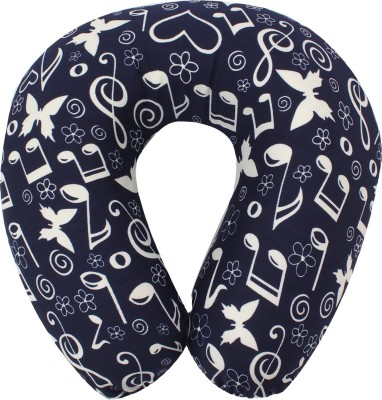 Magasin U-Shaped Memory Foam - Musical Notes Neck Pillow