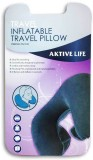 AKTIVE LIFE Inflatable Neck Pillow (Purp...