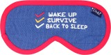 Drake Sleeping Mask Eye Shade (Blue, Pin...