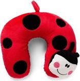 Korjo KSQKL Neck Pillow (Red)