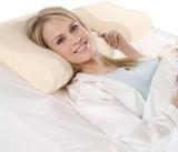 Kawachi Comfort Memory Cloud Foam Pillow...