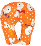 Muren Up Ice Man - Orange Neck Pillow (O...