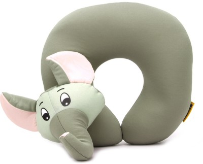 Travel Blue Elephant Fun Neck Pillow