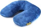 Travel Blue Neck Pillow (Blue)