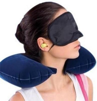 Yuime 3 in 1 tourist kit Neck Pillow & Eye Shade