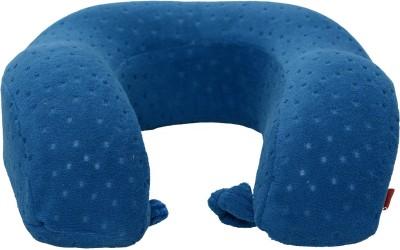 Lifestyle-You Contoured Memory Foam TA09 Blue Neck Pillow
