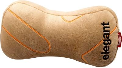 Elegant Memory Foam Neck support Beige Neck Pillow