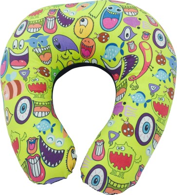 The Crazy Me Quirky Up Travel Neck Pillow