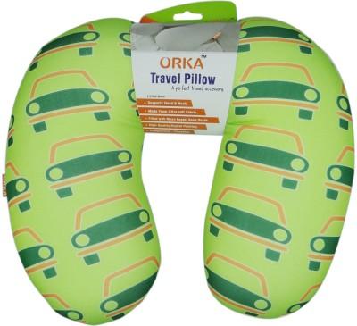 ORKA Green Car Neck Pillow
