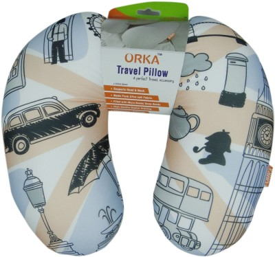 ORKA Art Neck Pillow