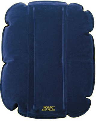 Korjo Inflatable Back Pillow