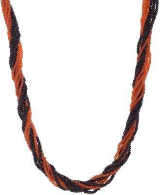 SANSKRITI JEWELS Garnet Stone Necklace