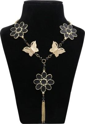Minha Beads Alloy Necklace