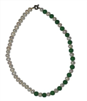 Bird In Blue Synergy - Jade Jade Stone Necklace