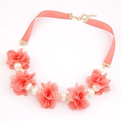 Cilver Fashion Fabric Necklace