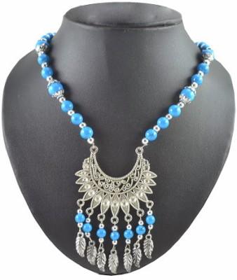 Antiformal Copper Necklace